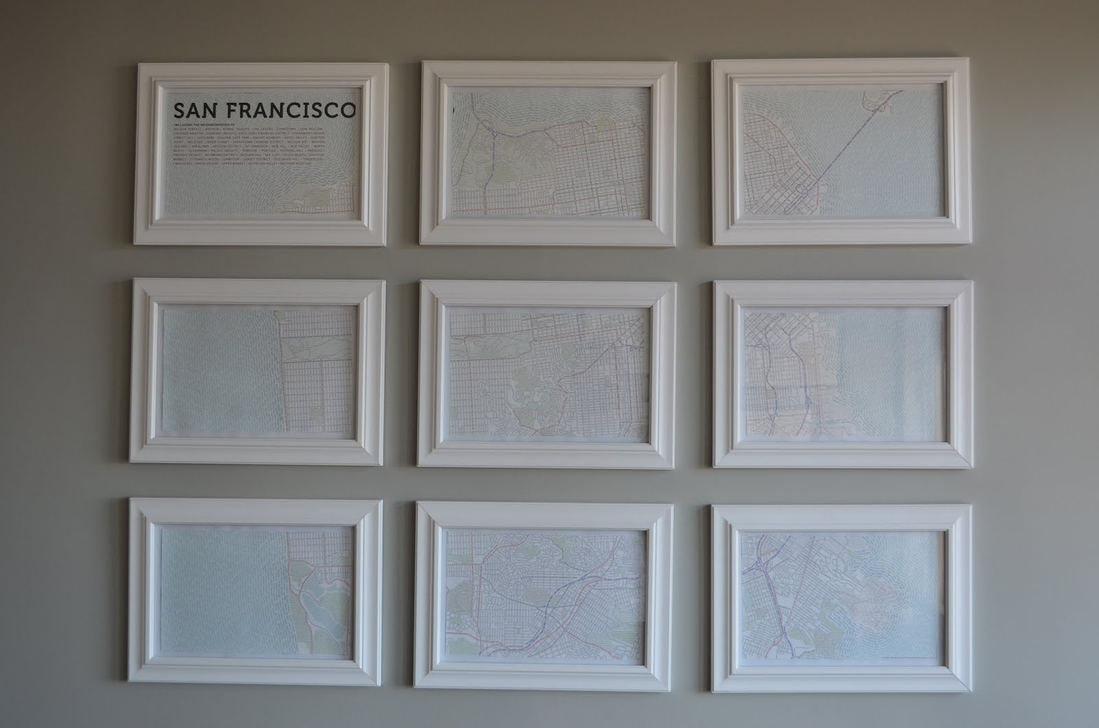 Map DIY project
