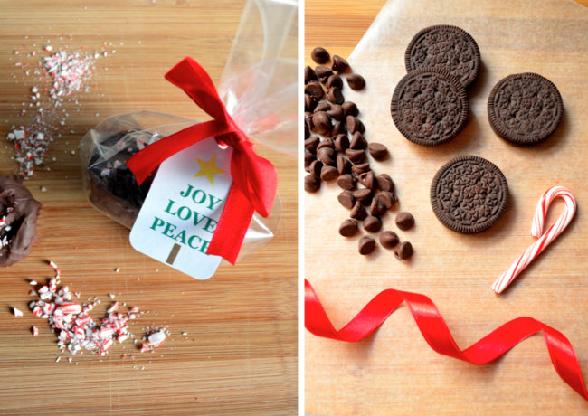 Easy DIY Christmas Holiday Gift for Guests