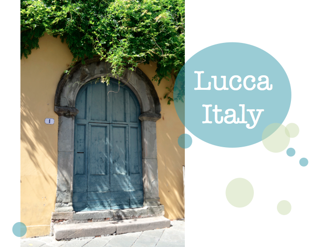 Lucca Italy Blog