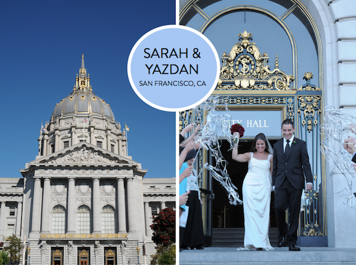 San Francisco City Hall Wedding 1