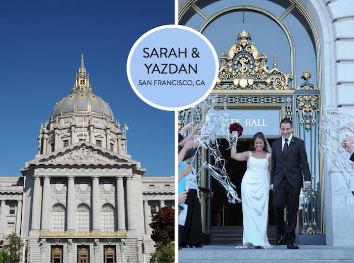 San Francisco City Hall Wedding 1