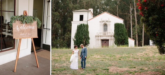 San Francisco Golden Gate Club Wedding
