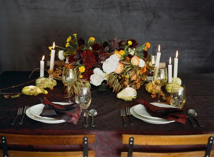 Fall tabletop ideas
