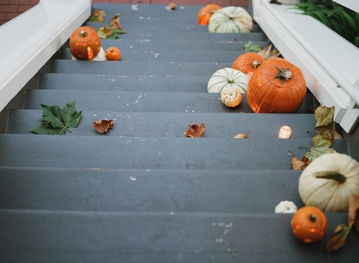 Easy Pumpkin DIY
