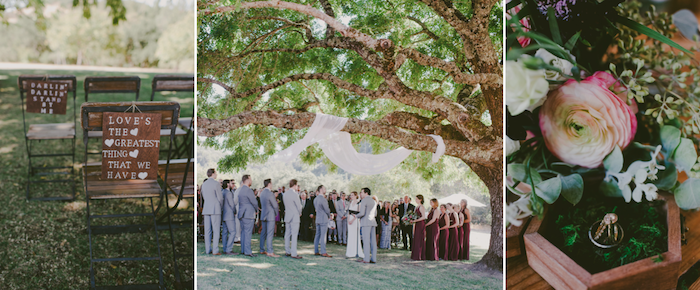 SSS Ranch Wedding