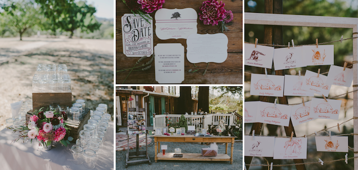 Wedding at SSS Ranch