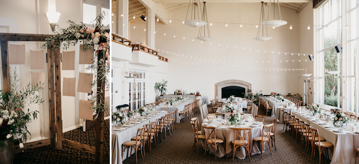 The Golden Gate Club Wedding