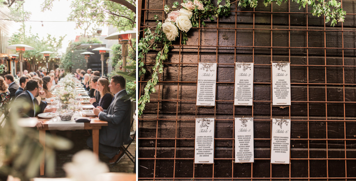 Stable Cafe Wedding