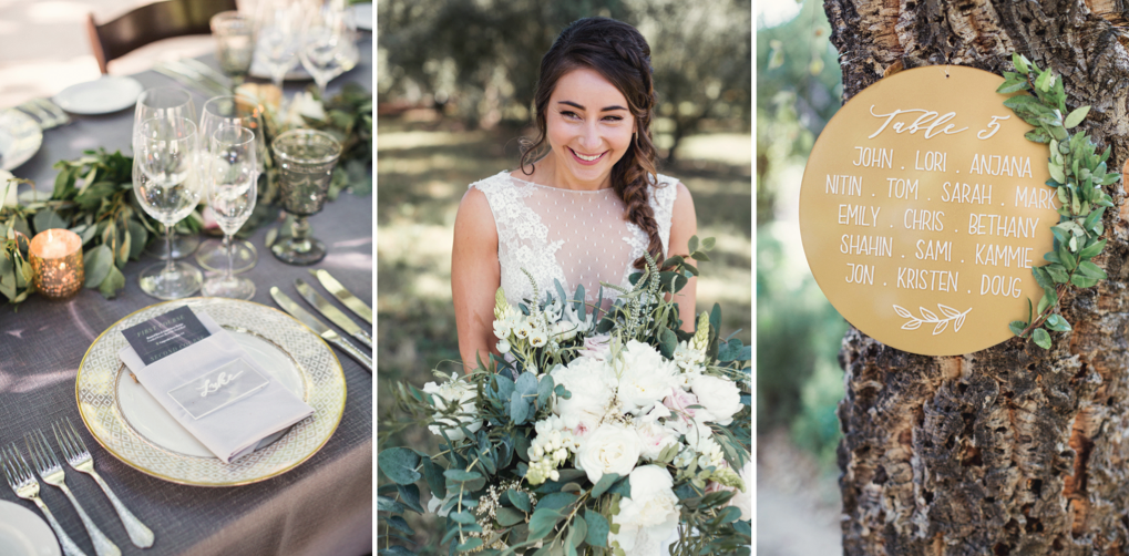 Wine Country Wedding Campovida